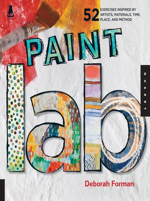 cover image of Paint Lab