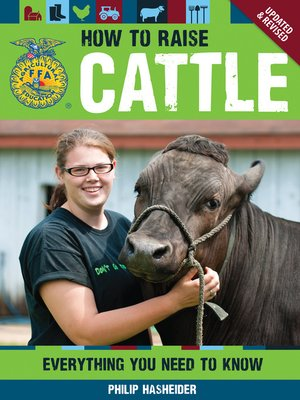 cover image of The How to Raise Cattle