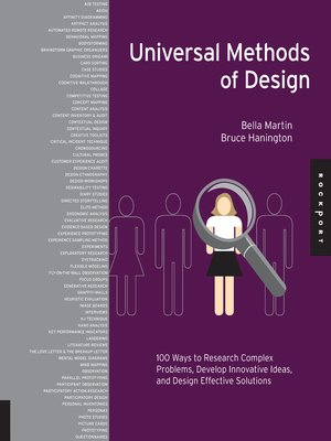 cover image of Universal Methods of Design