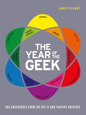 cover image of The Year of the Geek