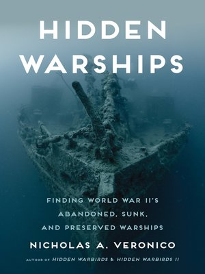 cover image of Hidden Warships