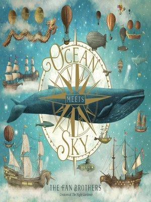 cover image of Ocean Meets Sky