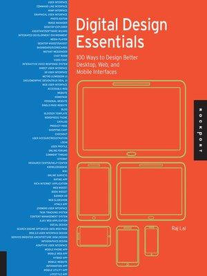 cover image of Digital Design Essentials