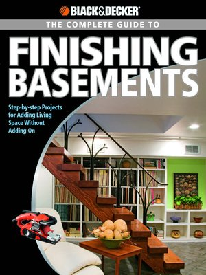 cover image of The Complete Guide to Finishing Basements
