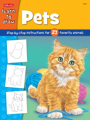 cover image of How to Draw Animal Friends