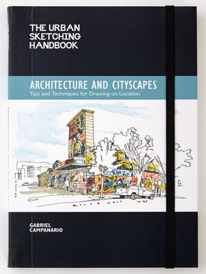 cover image of Urban Sketching Handbook: Architecture and Cityscapes