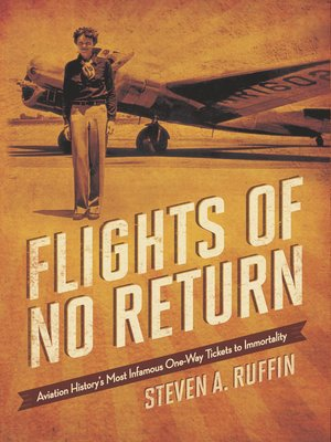 cover image of Flights of No Return