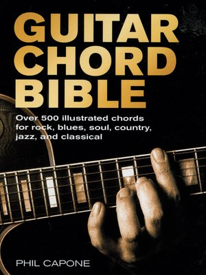 guitar chord bible by phil capone pdf download