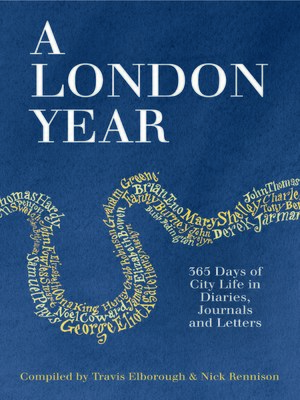 cover image of A London Year