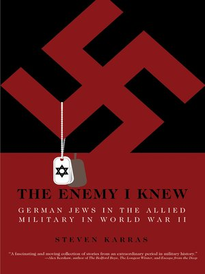 cover image of The Enemy I Knew