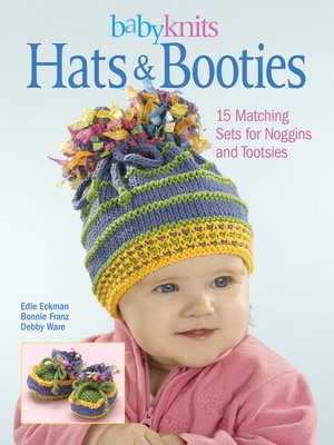 cover image of BabyKnits Hats & Booties
