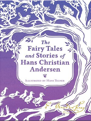 cover image of The Fairy Tales and Stories of Hans Christian Andersen