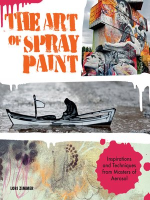 cover image of The Art of Spray Paint