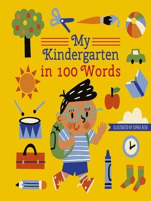 cover image of My Nursery in 100 Words