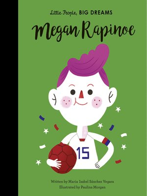 cover image of Megan Rapinoe