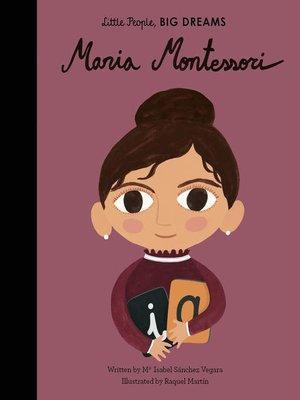 cover image of Maria Montessori