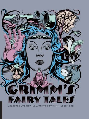 cover image of Classics Reimagined, Grimm's Fairy Tales