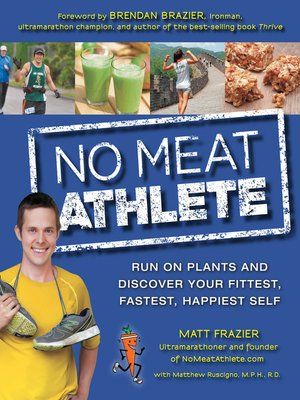 cover image of No Meat Athlete