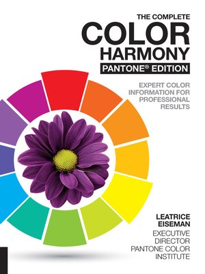 cover image of The Complete Color Harmony, Pantone Edition