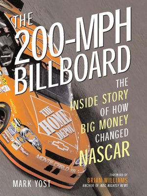 cover image of The 200-MPH Billboard