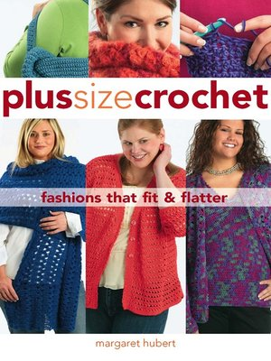 cover image of Plus Size Crochet