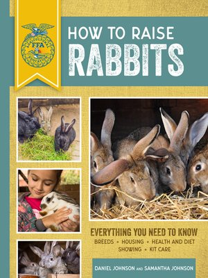 cover image of How to Raise Rabbits