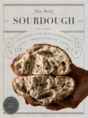 cover image of New World Sourdough