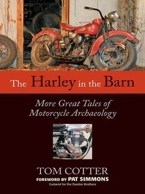 cover image of The Harley in the Barn