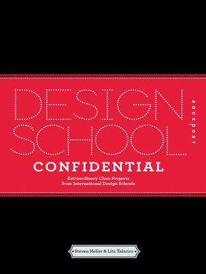 cover image of Design School Confidential