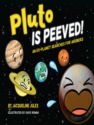 cover image of Pluto Is Peeved