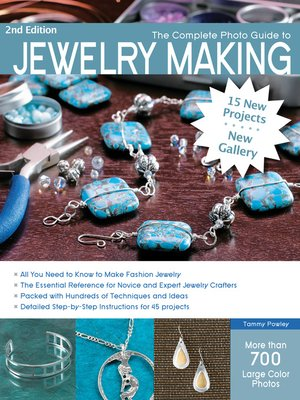cover image of The Complete Photo Guide to Jewelry Making, Revised and Updated