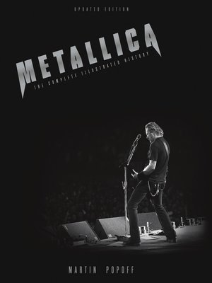 cover image of Metallica--Updated Edition