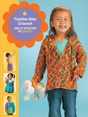 cover image of Toddler-Size Crochet