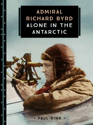 cover image of Admiral Richard Byrd