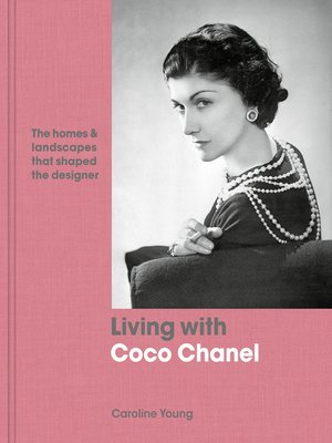 cover image of Living with Coco Chanel