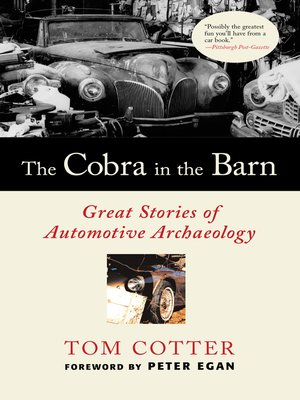 cover image of The Cobra in the Barn