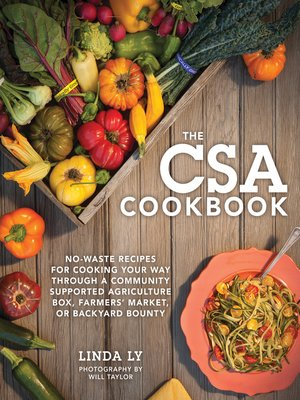 cover image of The CSA Cookbook