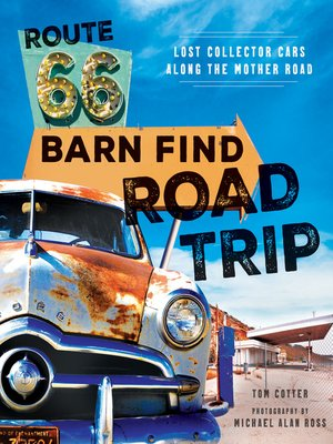 cover image of Route 66 Barn Find Road Trip