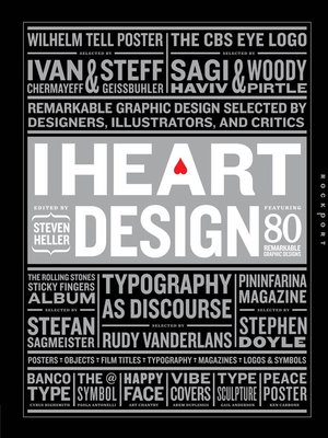 cover image of I Heart Design