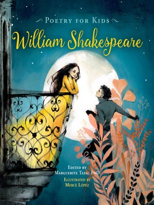 cover image of Poetry for Kids: William Shakespeare