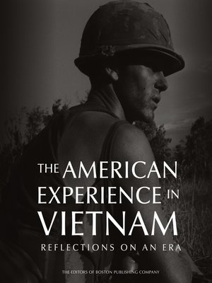 cover image of The American Experience in Vietnam