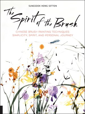 cover image of The Spirit of the Brush