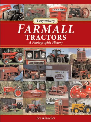 cover image of Legendary Farmall Tractors