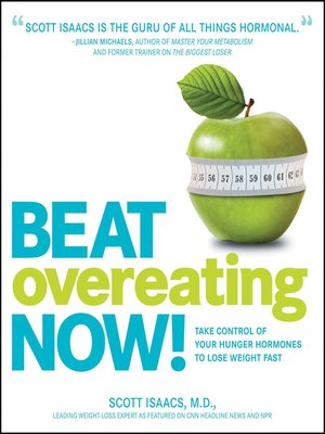 cover image of Beat Overeating Now!