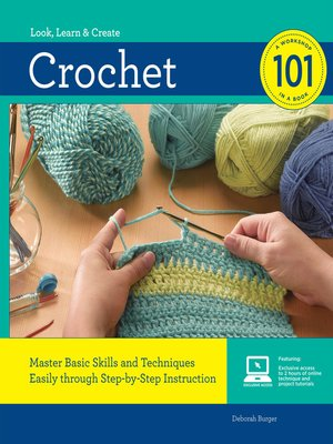 cover image of Crochet 101