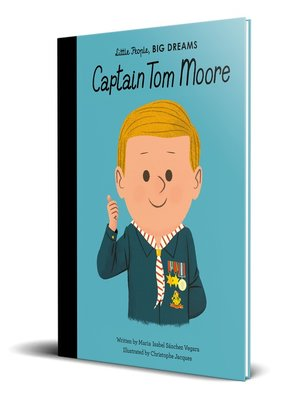 cover image of Captain Tom Moore