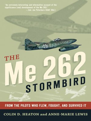 cover image of The Me 262 Stormbird