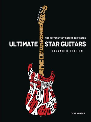cover image of Ultimate Star Guitars