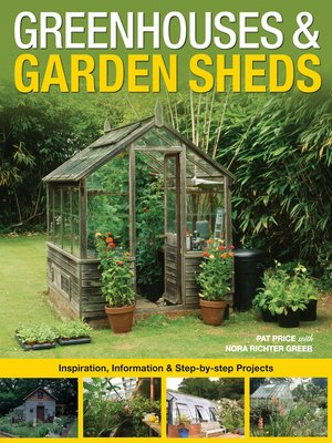 cover image of Greenhouses & Garden Sheds