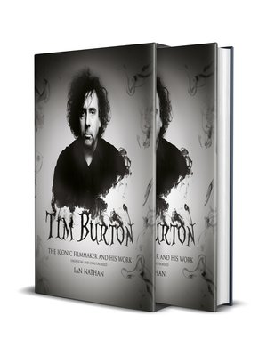cover image of Tim Burton